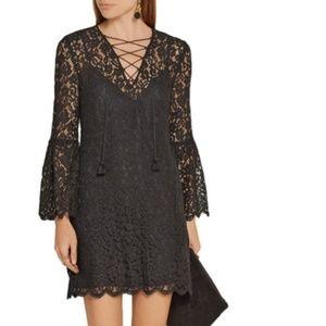 NWT Rachel Zoe Megali Bell Sleeve Lace Dress